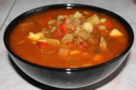 Суп гуляш угорський рецепт, з яловичини