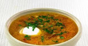 Суп з квашеної капусти, рецепт смачний і простий у приготуванні