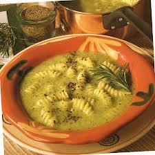 Суп з овочів з макаронами