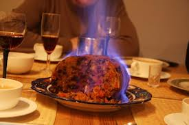 Традиційний англійський пудинг, рецепт класичний, різдвяний