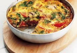 Яєчня по-італійськи