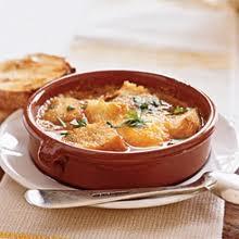Часниковий суп по-чеськи, рецепт та відео