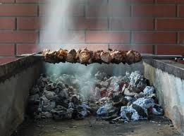 Де посмажити шашлик або мангал для шашлика