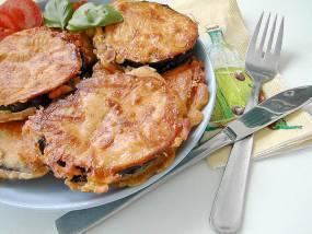 Закуска з баклажанів, рецепт – Баклажани в клярі, смажені