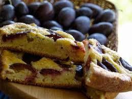 Пиріг зі сливами, рецепт пирога з сливою «угорка»: відкритий, пісочний, швидкий і дуже смачний