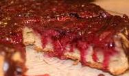 Сирний пиріг зі сливою Тарт Татен або «Перевертиш»