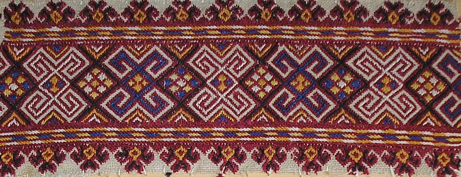 Традиційна народна вишивка Закарпаття ХІХ – першої половини ХХ ст ... b216bd9274471