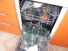 Як стерилізувати банки в посудомийній машині з функцією стерилізації