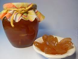 Варення з яблук часточками і джем одночасно - простий і швидкий рецепт на зиму