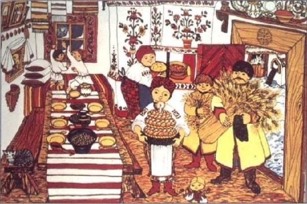 Щедрий вечір в Україні або Старий Новий рік – історія та традиції свята
