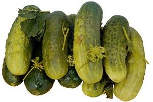 Огірки консервовані на зиму без оцту і стерилізації – подвійна заливка.