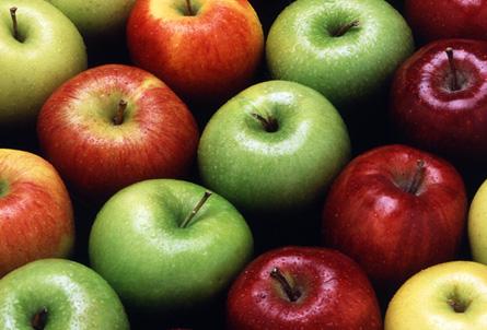 Про яблука: опис, властивості, характеристика, вітаміни і калорійність. У чому користь яблук і чи є шкода для здоров'я.