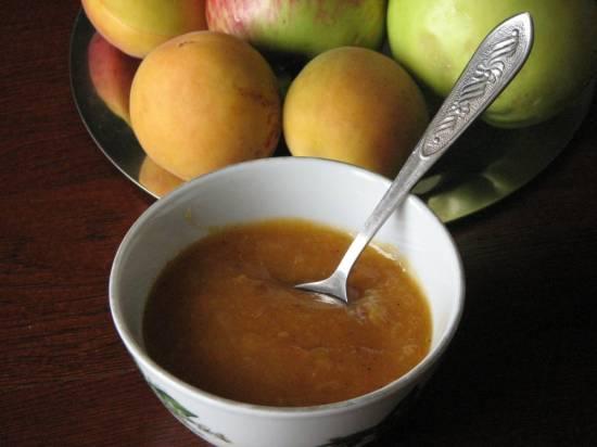 Домашній кетчуп з яблук і абрикосів – смачний, простий і легкий рецепт кетчупу на зиму без помідорів.