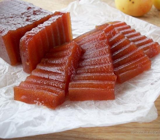 Домашній яблучний мармелад – рецепт як зробити мармелад з яблук в домашніх умовах.