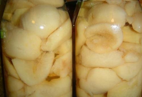 Мариновані груші – рецепт як закрити груші на зиму смачно і незвично.