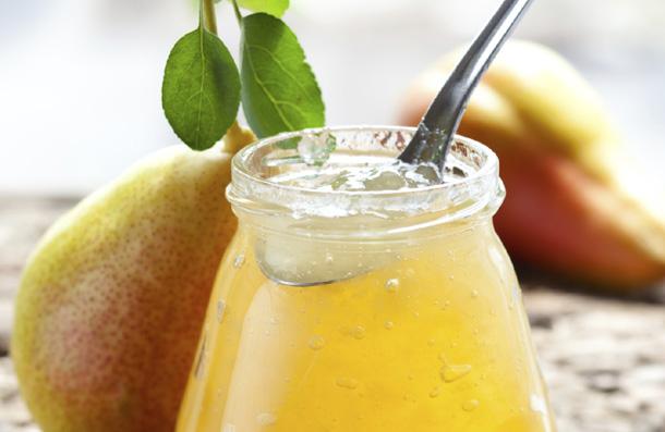Прозоре желе з груш з лимоном – рецепт як зробити грушеве желе в домашніх умовах.