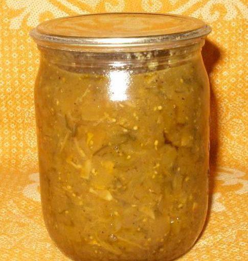 Ікра із зелених помідорів на зиму – рецепт смачної заготовки із зелених помідорів в домашніх умовах.