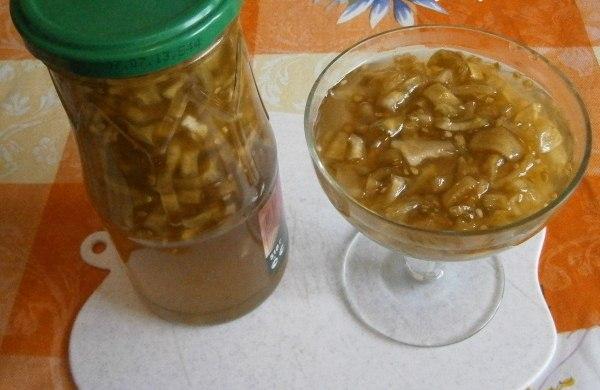 Незвичайний рецепт варення із зелених помідорів чері