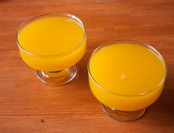 Смачне прозоре желе з апельсинів – простий класичний рецепт як зробити апельсинове желе в домашніх умовах.