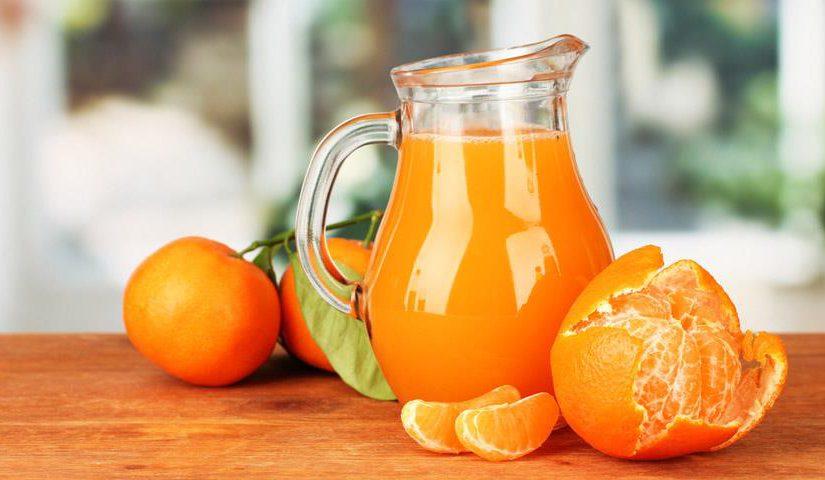 Натуральний мандариновий сік – як зробити мандариновий сік в домашніх умовах.
