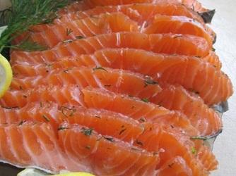 Як приготувати малосольну рибу. Простий рецепт: малосольна риба в домашніх умовах.