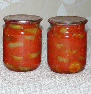 Гострі баклажани – кращий покроковий рецепт закуски з баклажанів на зиму з фото.