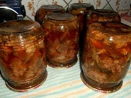 Домашня тушонка з свинини – рецепт як зробити тушонку або смачний гуляш зі свинини на зиму.