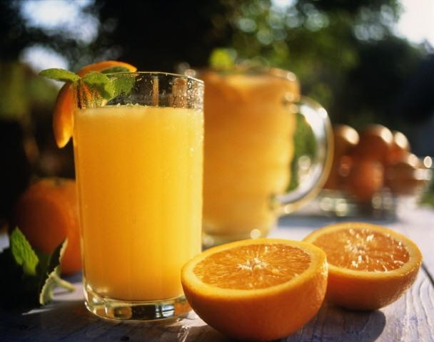 Домашній апельсиновий сік – як приготувати сік з апельсинів про запас