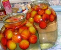 Домашній компот з персиків з кісточками – як приготувати компот з цілих персиків на зиму.