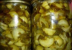 Смачний зимовий салат з огірків – пальчики оближеш. Простий рецепт без стерилізації.