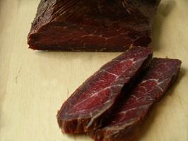 Домашня бастурма зі свинини – приготування домашньої бастурми – незвичайний рецепт.
