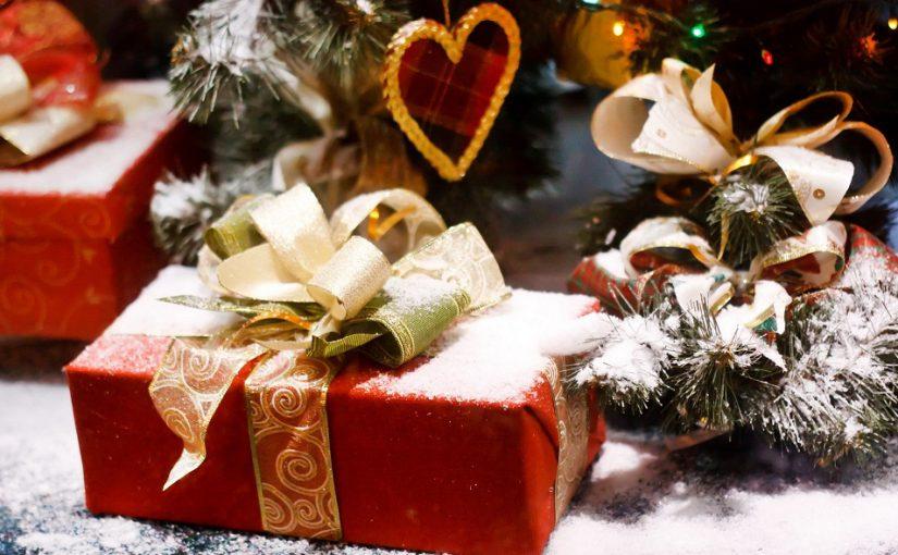 Подарунки на Новий рік - кращі ідеї новорічних подарунків.