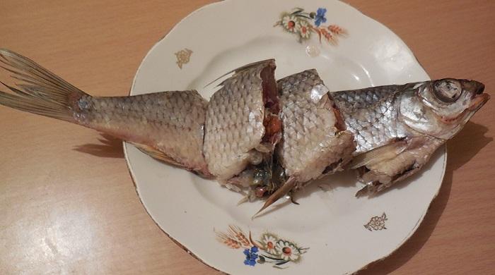 В'ялена тарань – рецепт з фото як солити тарань в домашніх умовах