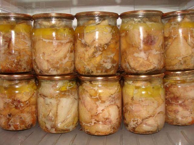 Домашня тушонка з дичини – як приготувати консерви з дичини в домашніх умовах.