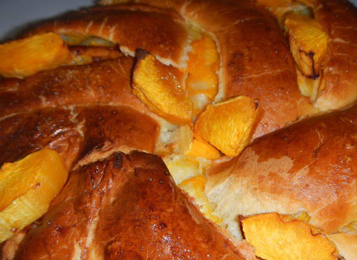 Молдавська вертута з гарбузом – рецепт з фото як приготувати вертути з гарбузом