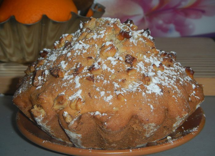 Простий горіховий кекс на кефірі – як приготувати кекс в домашніх умовах