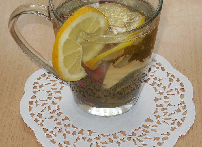 Зелений чай з імбиром, лимоном, медом і спеціями – смачний імбирний чай для схуднення і здоров'я