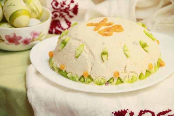 Заварна сирна паска – приготування заварної паски в домашніх умовах, простий рецепт