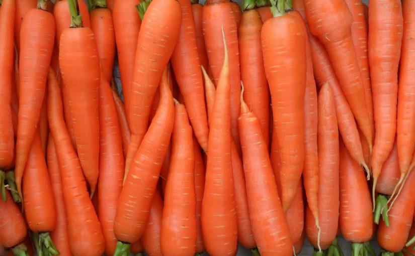 8 простих способів заготовки моркви про запас