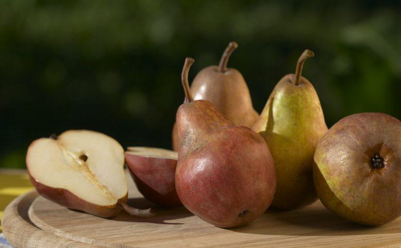 Ароматні заготовки з груш на зиму