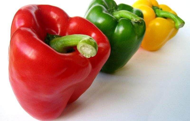 Як заморозити перець – 4 способи заморозки болгарського перцю