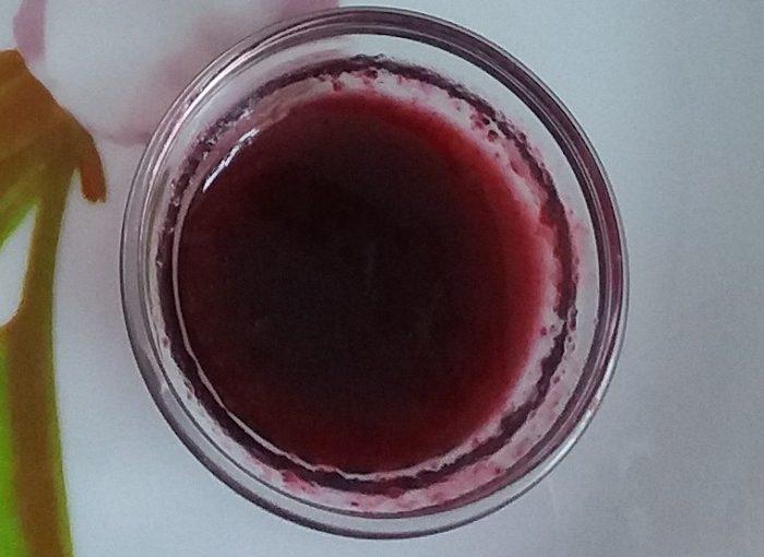 Густий джем з вишні з желатином на зиму