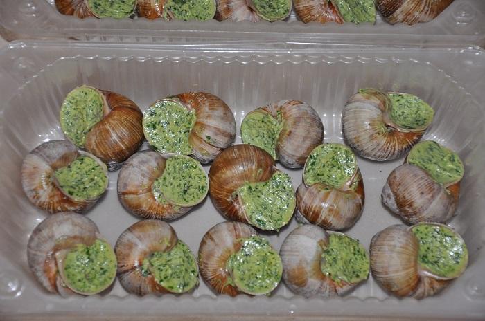 Ескарго – просте приготування равликів по-французськи в домашніх умовах