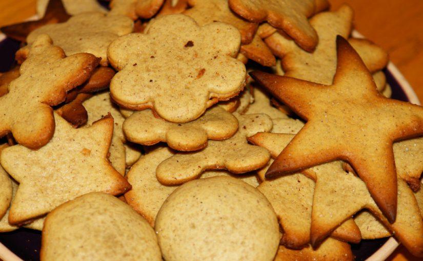 Класичне імбирне печиво з корицею та медом