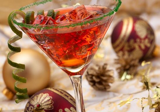Новорічні напої та святкові коктейлі 2029 року – Земляного Півня