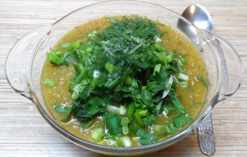 Селеровий суп для схуднення, стрункості і здоров'я