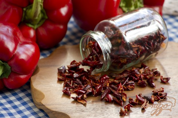 Як сушити болгарський перець на зиму в домашніх умовах – всі секрети сушки перцю
