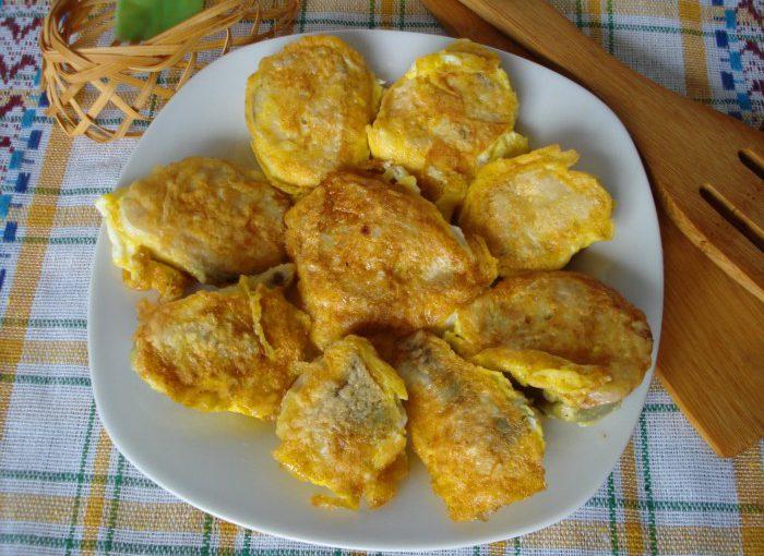 Смачний хек в клярі смажений на сковороді