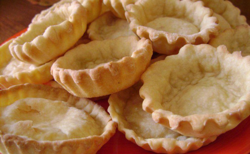 Смачне тісто для тарталеток в домашніх умовах