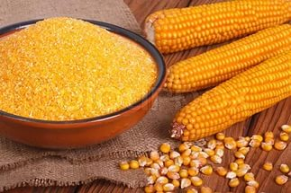 Сушені зерна кукурудзи в домашніх умовах